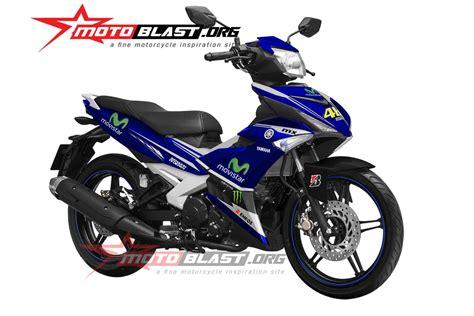 Gambar Lagi Modifikasi Motor Mx King Mivistar by Foto Modifikasi Motor Yamaha Jupiter Mx King Terkeren Dan