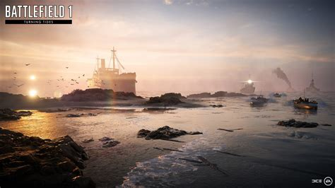 You Shall Not Pass Wallpaper Battlefield 1 Turning Tides Expansion Landing On December 11