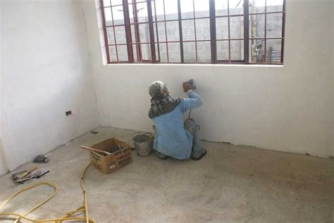 our philippine house project finishing plastering my philippine
