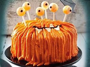 Halloween Rezepte Kuchen : stiel ugige zottel monster torte rezept ~ Lizthompson.info Haus und Dekorationen