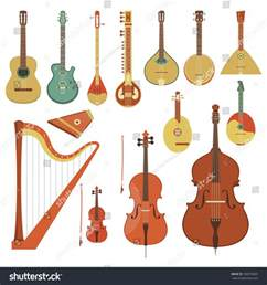 Chinese String Instruments Names