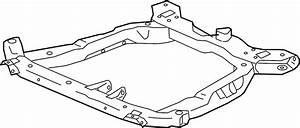 Chevrolet Cobalt Engine Cradle  Fe5 Suspension  Front