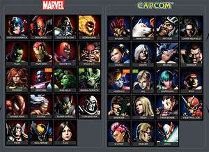 Marvel Vs Capcom Image 494324 Zerochan Anime Image Board