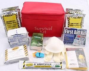 Personal Emergency Kits
