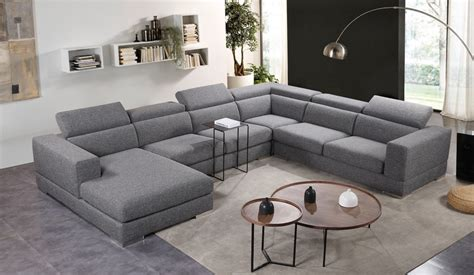 U Sofas by U Shape Modular Sofa By Delux Deco