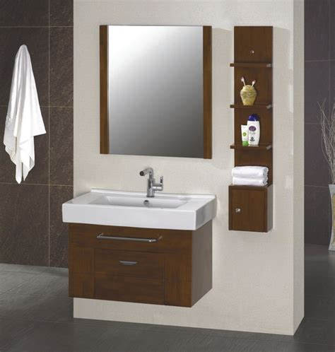 Solid Wood Bathroom Furniture  At The Galleria