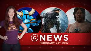 GS News - More Nintendo Switch Launch Titles; Halo 6 Will ...