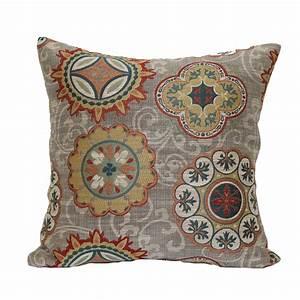 Decorative, Throw, Pillow, -, Geometric, Print, -, Home, -, Home, Decor