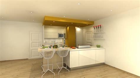 cuisine et cuisine cuisine couleur moutarde chaios cuisine jaune