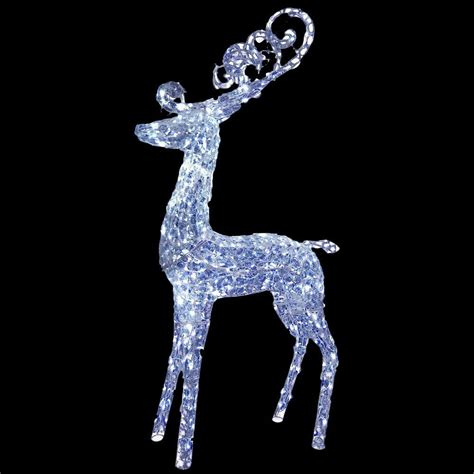 national tree company   reindeer decoration  led