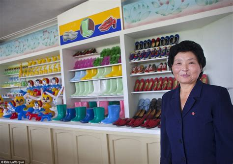 Village North Korea Women