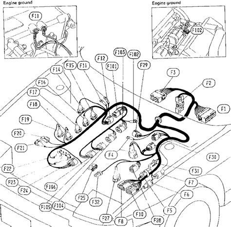 94 Infiniti J30 Fuse Box by Infiniti Engine Diagram Wiring Diagram