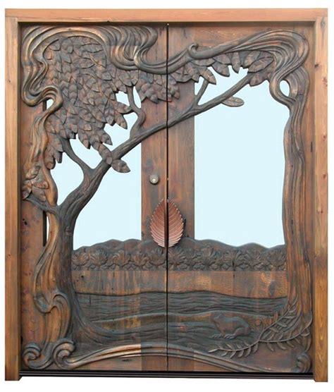 wood entry doors doors and windows carved wood doors homes doors