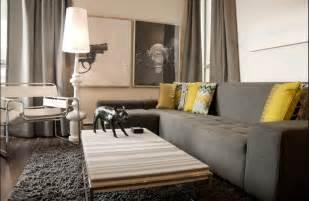 modern decor gray walls just decorate