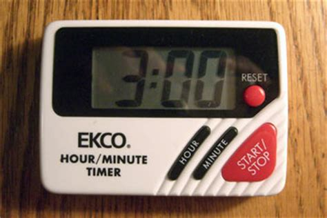 design  daily life kitchen timers january