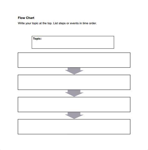 flow map template 20 sle flow chart templates sle templates