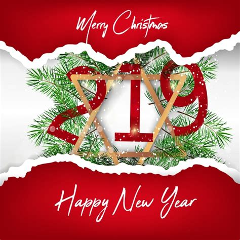 Background Png Merry And Happy New Year Png by Happy New Year 2019 And Merry Happy White Pig