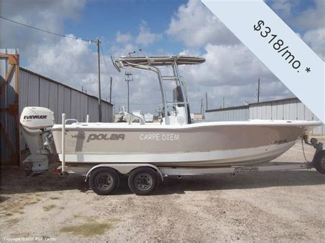 Center Console Bay Boats For Sale In Texas by Polar 2310 Center Console Bay Boat In Texas Power Boats