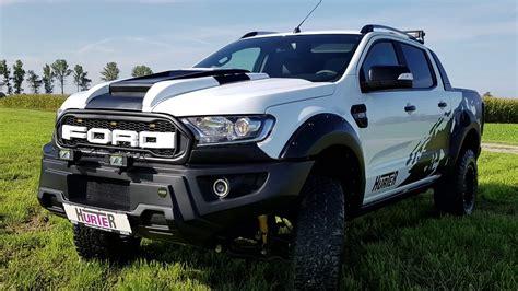Hurter Offroad Ford Ranger Raptor Edition
