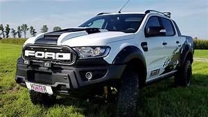 Ford Ranger Raptor : hurter offroad ford ranger raptor edition youtube ~ Medecine-chirurgie-esthetiques.com Avis de Voitures