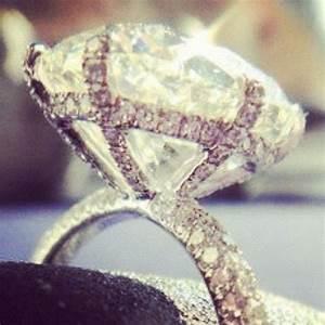 big diamond ring image 1319471 by nastty on favimcom With big pretty wedding rings