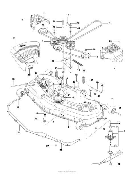 husqvarna rz     parts diagram