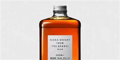 Japanese Whiskey Whisky Under Crop