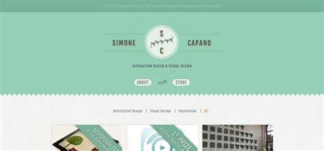 web design portfolio 50 inspirational creative personal portfolio websites