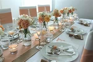 Table Mariage Champetre : table mariage champ tre chic esprit de tables ~ Melissatoandfro.com Idées de Décoration