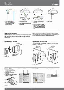Hager Klik Lighting Connection  U0026 Control Catalogue
