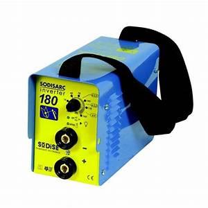Poste à Souder Inverter : poste soudure inverter ~ Edinachiropracticcenter.com Idées de Décoration