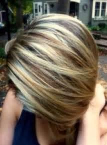 Short Brown Hair Blonde Highlights Hairstyles