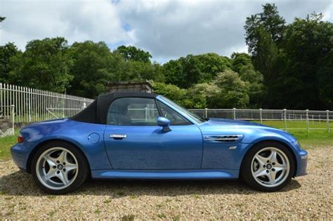 Z3 M Roadster For Sale by Used 2001 Bmw Z3m Roadster For Sale In Glasgow Pistonheads