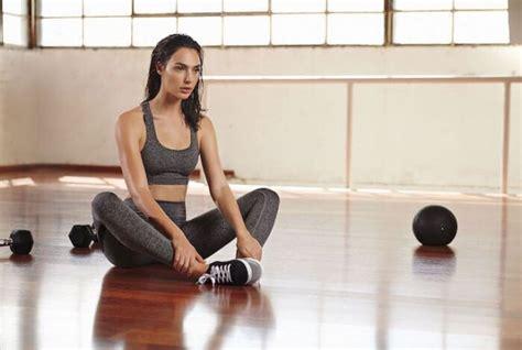 gal gadot workout and diet plan world