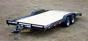 102 U0026quot  Wide Car Hauler Trailer Option