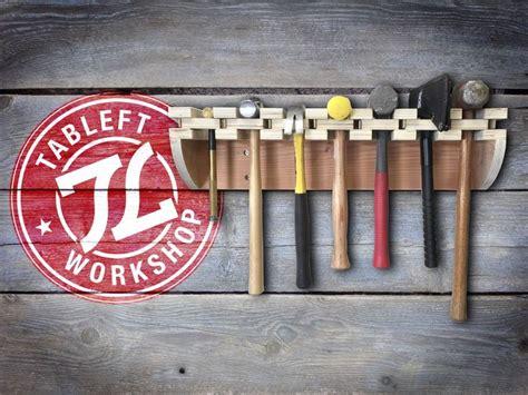 Build Hammer Rack  Home & Worshop Tutorials Pinterest