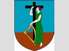 Escudo de la Isla Montserrat Wikipedia, la enciclopedia