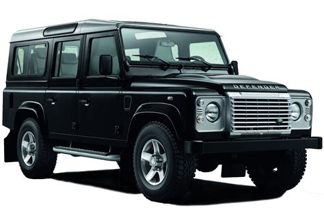 Land Rover Defender Suv (1983-2016) Review