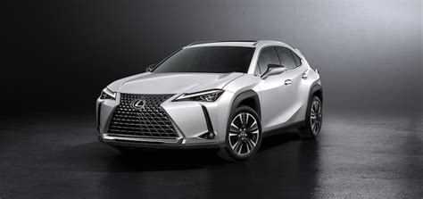 lexus ux crossover    model