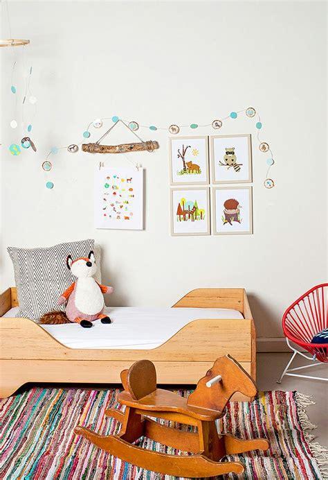 chambre enfants deco deco chambre enfant theme foret