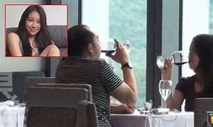 Najib's son spotted wining and dining with Taiwanese ...