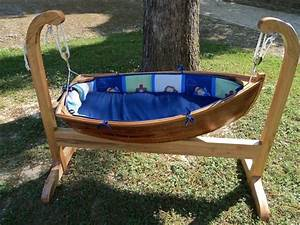 Build a baby boat cradle! DIY projects for everyone!