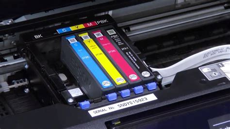 How to Replace Consumables (Epson XP-720,XP-820,XP-860,XP