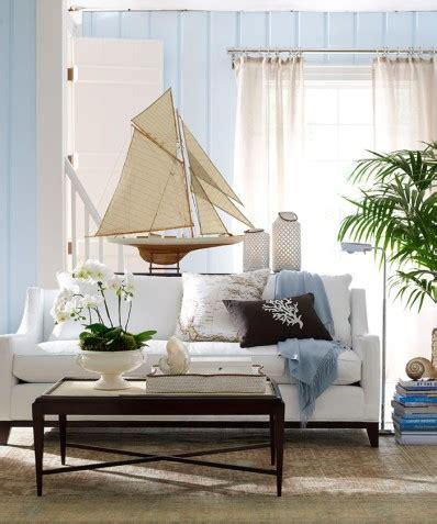 Nautical Theme Decorating With Sailboat Models Nautical