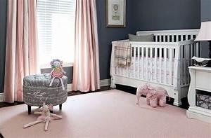 Chambre Bébé Moderne : decoration chambre bebe fille moderne 3 chia tohumu ~ Melissatoandfro.com Idées de Décoration