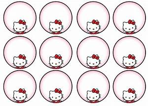 56 best images about hello kitti printables on pinterest With hello kitty cupcake topper template