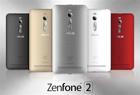 Ces 2015  Asus Launches Zenfone 2  The Luxury Smartphone