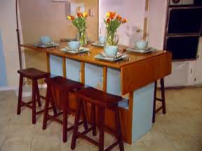 counter height kitchen island dining table build a bar height dining table hgtv