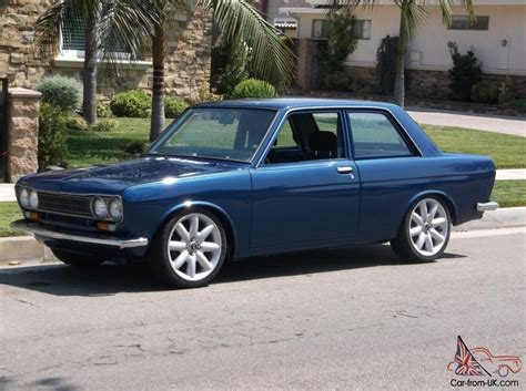 Datsun 510 Motor by 1971 Datsun 510 2dr 5 Spd Rx7 Motor Sounds Great 13b Just