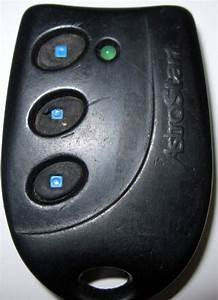 Keyless Remote Entry Astroflex 3 Button 315 Mhz Green Led
